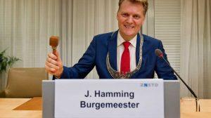 Jan Hamming is een Nederlands bestuurder en politicus voor de PvdA. Sinds 27 september 2017 is hij burgemeester van de gemeente Zaanstad
