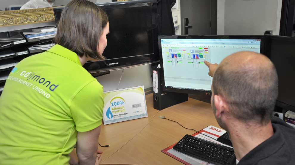 GreenBiz IJmond stimuleert en ondersteunt bedrijven in het realiseren van hun duurzaamheidsambities. Om die reden organiseert GreenBiz nu een datalogger-estafette waarbij u kosteloos een week een datalogger geïnstalleerd krijgt, mits u uw opvolger heeft uitgekozen!