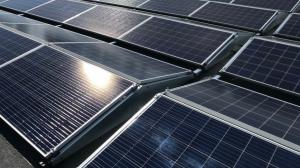 zonnepanelen dak Germieci